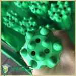 Best Forging R25 R32 Thread Button Rock Drill Tools Tungsten Carbide Drill Bits wholesale