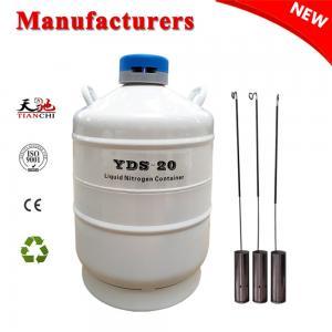 Best TIANCHI liquid nitrogen storage tank 20L in North Korea wholesale
