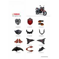 Best YAMAHA FZ-S FZ2.0 Motorcycle Parts And Accessories ABS Plastic / PC Material wholesale