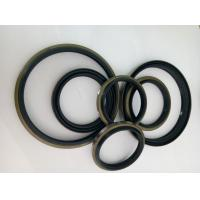 Best Silicone Material Iron Shell + Rubber  DKBI DLI Black And Yellow Rubber Dust Seals wholesale