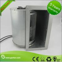 Best Low Noise Air Flow Centrifugal Exhaust Fan , Single Inlet Industrial Centrifugal Blower wholesale