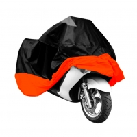 Best ABS Shell 190T Polyester 2XL Waterproof Bike Cover wholesale