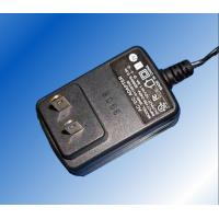 Cheap United States Wallmount AC POWER Adapter 12V DC 2A 24W UL CE FCC SAA for sale