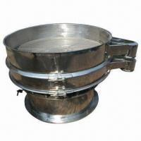 Buy cheap GMP standard stainless steel flour sifter for micropowder from wholesalers
