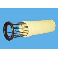Best Industrial Dust Collector Bag Filter Cage Zinc Plated Rib Filter Cage wholesale
