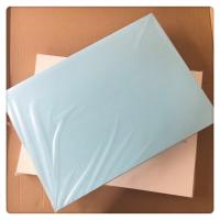 Best No Concavities Water Transfer Printing Paper Blue 480 * 610 For Golf Clubs wholesale