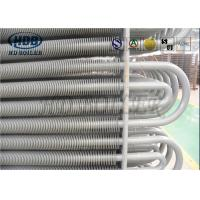 Buy cheap Boiler Pressure Parts Spiral Finned Economizer Power Plant ASME Standard from wholesalers