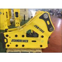 Cheap Powerful Hydraulic Rock Breaker , Hydraulic Hammer For Komatsu Excavator for sale