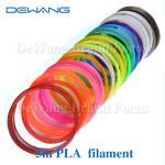 Best Markerbot pla plastic 3d printing filament materials , polylactic acid filament wholesale