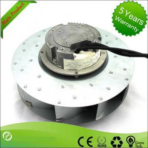 Best 220V 250mm EC Centrifugal Blower Fan For Cleanroom wholesale