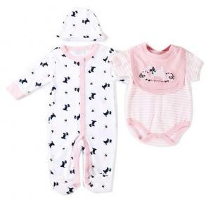 Best Spring Autumn Baby Clothes Gift Set 180G 100% Cotton  Interlock Nb - 9M wholesale