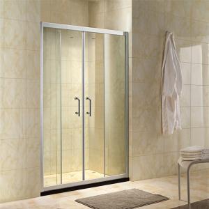 Best Modern Design North America Popular Double Sliding Shower Enclosure wholesale
