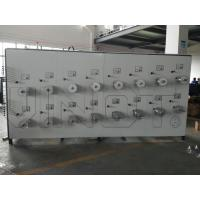 Best Professional Plastic Rope Making Machine 0.015 - 0.07mm Thickness wholesale