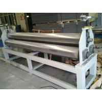 Cheap ISO Plastic Auxiliary Equipment Steel Plate Rolling Machine 15mm - 100mm for sale