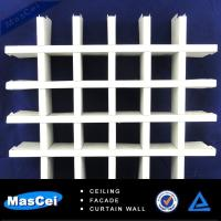 Cheap Open aluminum grid ceiling,high quality alumium grid ceiling for interior for sale