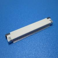 Cheap fpc connectors 0.5mm pitch 50pin Top smt for sale