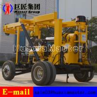 Best XYX-3 Wheeled Hydraulic Core Drilling Rig wholesale