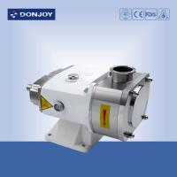"Best Vertical sanitary High Purity Pumps 2"" Clamped connection for transfer cosmetic syrup pharmacy wholesale"