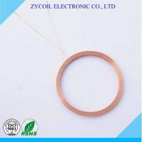 Best Round Toroidal High Frequency Single Layer Coil Inductance Of Air Coil Dia 0.6mm wholesale