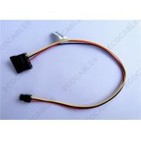 Best 20AWG*2C Shielded HDD Power Harness With MOLEX 0675820000 wholesale