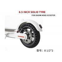 Best Anti Slip Electric Scooter Accessories 8 1/2*2 Honeycomb Non Peumatic Solid Tire wholesale