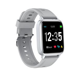 Best Narrow Border Glass Mirror 180mAh IP68 Waterproof Smart Watch wholesale