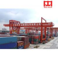 Buy cheap Double Girder RMG 35 Ton Mobile Container Used Gantry Crane For Sale from wholesalers