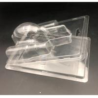 China good quality plastic PVC clear doubling clamshell  packaging in customized size wholesale from China on sale