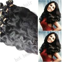 Buy cheap Soft 100 % Indian Yaki Wave Ear To Ear Frontal Black 100g / Piece from wholesalers
