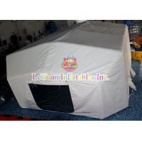 Cheap Durable Military Inflatable Tent With Repair Kit / Tie Down Points for sale