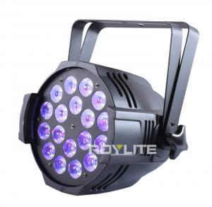 Best Show Pro LED Par Cans 18 x 12w UV Wash Flood 30° Lux High Brightness wholesale