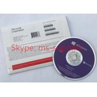 China Windows 10 Pro OEM Pack Globally 100% Activate Online 64 Bit DVD Package on sale