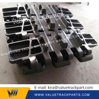 China 100% New Track Shoe Pad Plate for Link-Belt LS278 Crawler Crane on sale