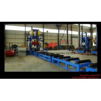 Cheap H Beam Integrating Machine With 3 Function Assembling Welding Straightening Equipment for sale