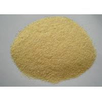 Buy cheap Pure Natural Dried Fried Garlic Granules Flowing Powder 16 – 26 Mesh from wholesalers