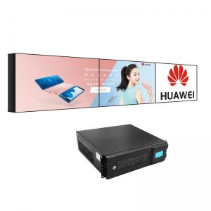 Best 1920x1080 Digital Advertising Display Screens 21.5 KG 500cd/M2 Super Narrow Bezel wholesale