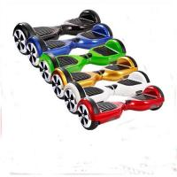 Best 6.5 Inch Self Balancing Stand Up Electric Scooter Hoverboard 2 Wheel , Electric Smart Scooter wholesale
