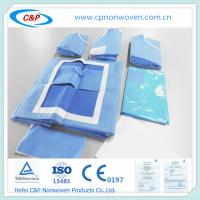 Antimicrobial Incise Drape: Details Of Birth Kit Surgical Delivery Drape Pack