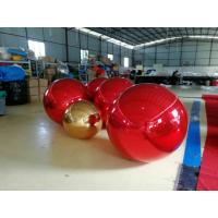 Best Red and Blue  Inflatable MIirror Balloon /Inflatable  Balloon For Exhibition Or Christmas wholesale