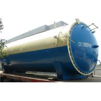 Best Industrial Vulcanizing Autoclave Lamination For Wood / Rubber , Lightweight wholesale