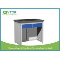 Buy cheap Science Laboratory Balance Table , Biological Lab Desk Furniture Anti Vibration from wholesalers