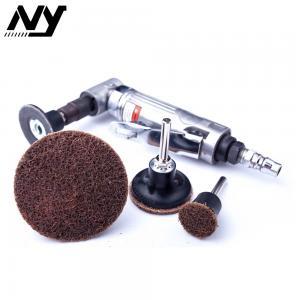 "Best Flax Nylon Red 3m 2"" Sanding Discs Automobile Polishing TS 8000 ~ 13000 RPM wholesale"