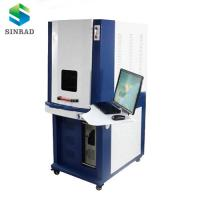 Quality China supplier cheap uv 1w 3w 5w 7w 355nm glass laser marking machine With Protection Cover wholesale