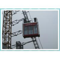 Best Rack And Pinion Construction Material Hoist Lifting Equipment wholesale