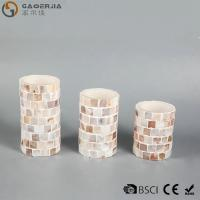 Best Creative Flameless Led Candles , Personalized Decoration Battery Operated Candles wholesale