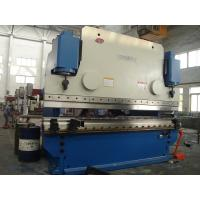 Quality 80 ton 2500mm Hydraulic Press Brake Manufacturers For Metal Sheet , Brake Bender Machine wholesale