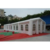 Best White Oxford Cloth Square Inflatable Party Tent  For Wedding and Birthday party activities wholesale