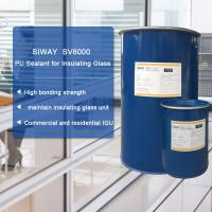 China High Temp Grey Black Polyurethane Sealant , Insulating Glass Sealant Neutral Cure on sale