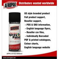 Best Fast Dry Car Acrylic Spray Paint Cans , Flexible And Strong Adhesive wholesale