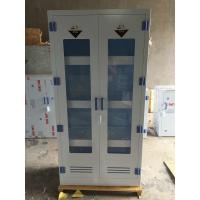 Best Polypropylene Hazardous Material Storage Cabinets With Window For Laboratory / Chemical wholesale